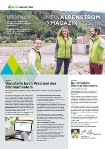 MeinAlpenStrom Magazin Q4